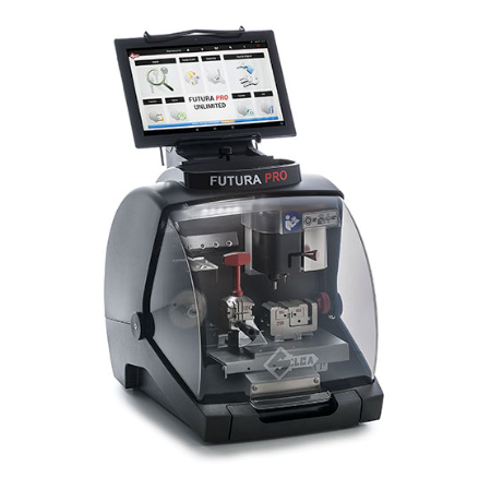 Afbeelding van Silca Machine FUTURA PRO UNLIMITED incl SW en tablet D851721ZB